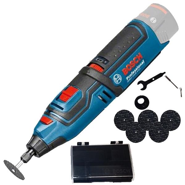 Amoladoras rectas a batería