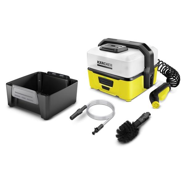 Lavadoras a presión a batería
