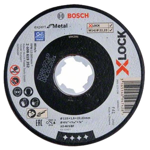 Discos de corte X-LOCK
