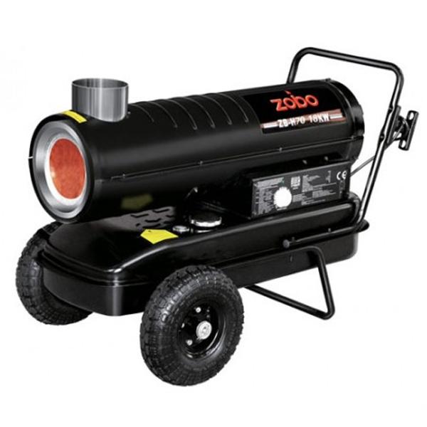 Calefactores a gasolina