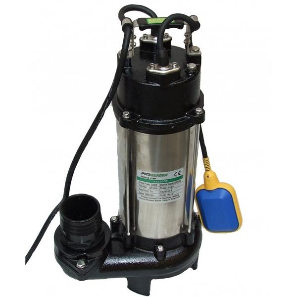 Bombas sumergibles para aguas