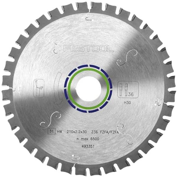 Hojas de sierra circular