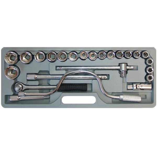 Juegos de llaves de impacto tubulares