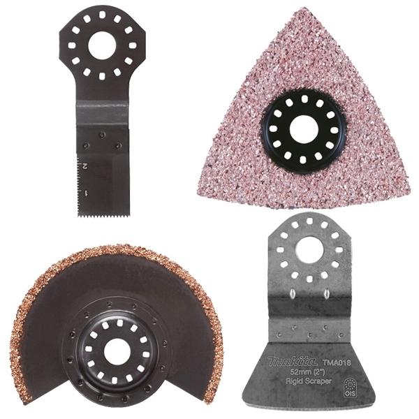 Conjuntos de accesorios multicorte