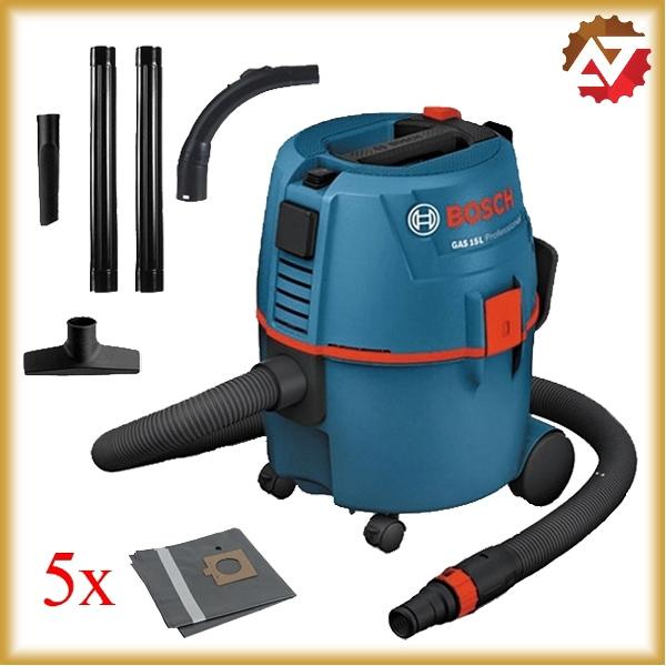 bosch gas 20 l sfc aspirator umed uscat 1200 w 215 mbar bosch set 5 saci pentru. Black Bedroom Furniture Sets. Home Design Ideas