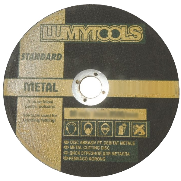 Discos abrasivos para cortar metal