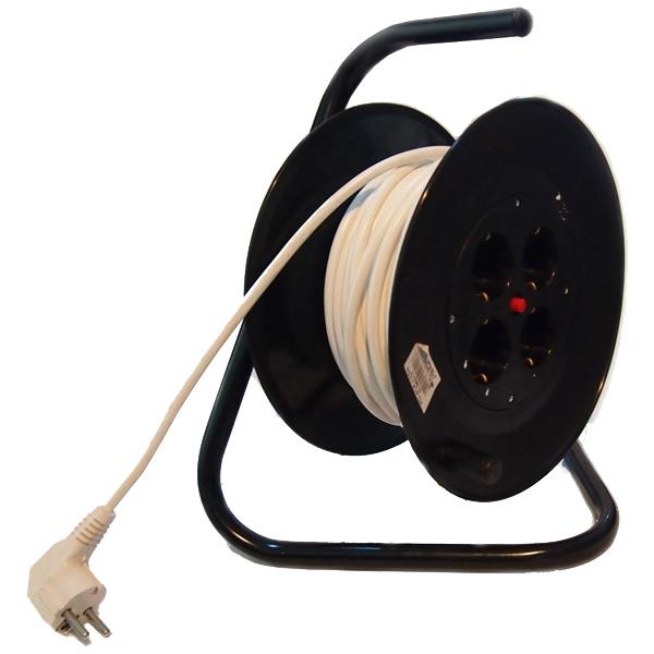 Carretes de cable eléctrico